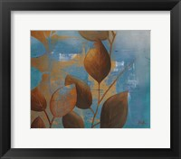 Framed Eco Blue I