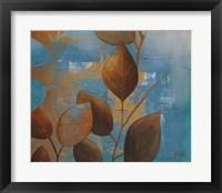 Framed Eco Blue I