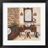 Framed Fireplace Escape II
