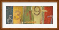 Framed Lucky Numbers II