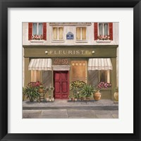 Framed French Store II