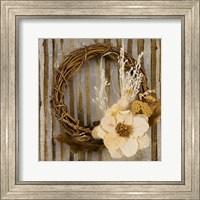 Framed Wreath II