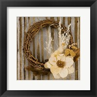 Framed Wreath II