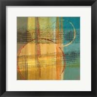 Marble I Framed Print