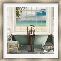 Framed Oceanview I