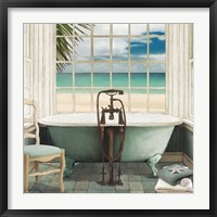 Framed Oceanview I