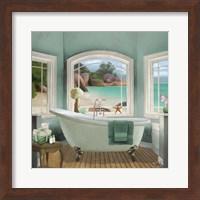 Framed Oceanview II
