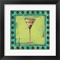 Framed Olive Coctelito
