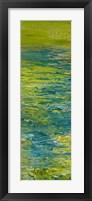 Framed Lake II