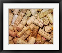 Framed Corks I