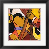 Framed Nola Band II