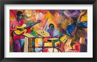 Framed Jazz Trio