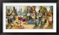 Framed Wine Room