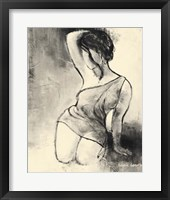 Figurative Woman II Framed Print