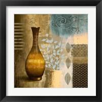 Framed Earthly Pottery II