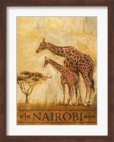 Framed Nairobi
