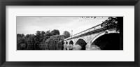 Framed Hyde Park