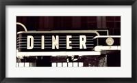 Framed Diner