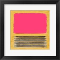 Framed Metamorphosis Squares II