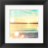 Framed Ocean Breeze II