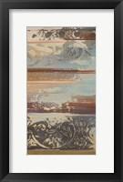 Antique Sophistication II Framed Print