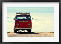 Framed Beach Ride