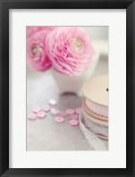 Softy Elegant I Framed Print