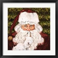 Framed Secret Santa I