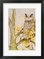 Mystic Woodland II Framed Print