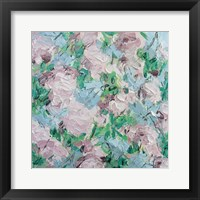 Framed Kwanzan Cherry