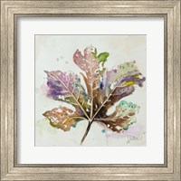 Framed Global Leaves IV