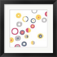 Framed Geo Rings I