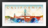 Framed California Gate