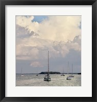 Framed Long Boat Key