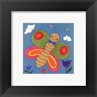 Framed Mini Bugs III