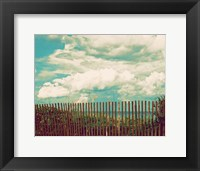 Framed Beyond The Fence