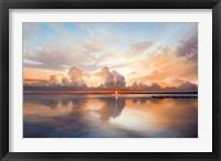 Framed Sunset Sunrise