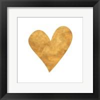 Framed Romantic Icon III