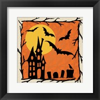 Bewitching Hour I Framed Print