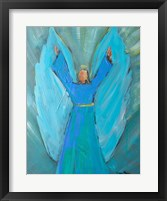 Framed Angel of Praise