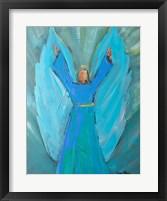 Framed Angel of Praise