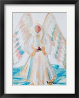 Framed Angel of Winter
