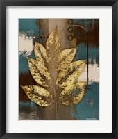 Golden Force II Framed Print