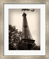 Framed Last Day in Paris II