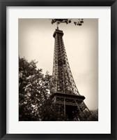 Last Day in Paris II Framed Print