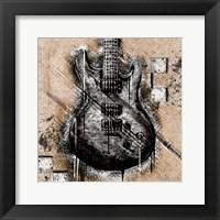 Framed Garage Rock II