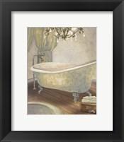 Guest Bathroom II Framed Print