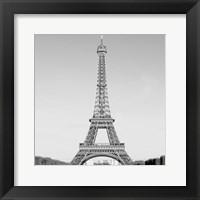 Framed La Tour Eiffel I