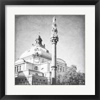 Framed London Sights IV