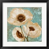 Framed Afternoon Bloom II